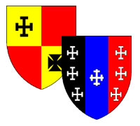 Heraldry Crosses